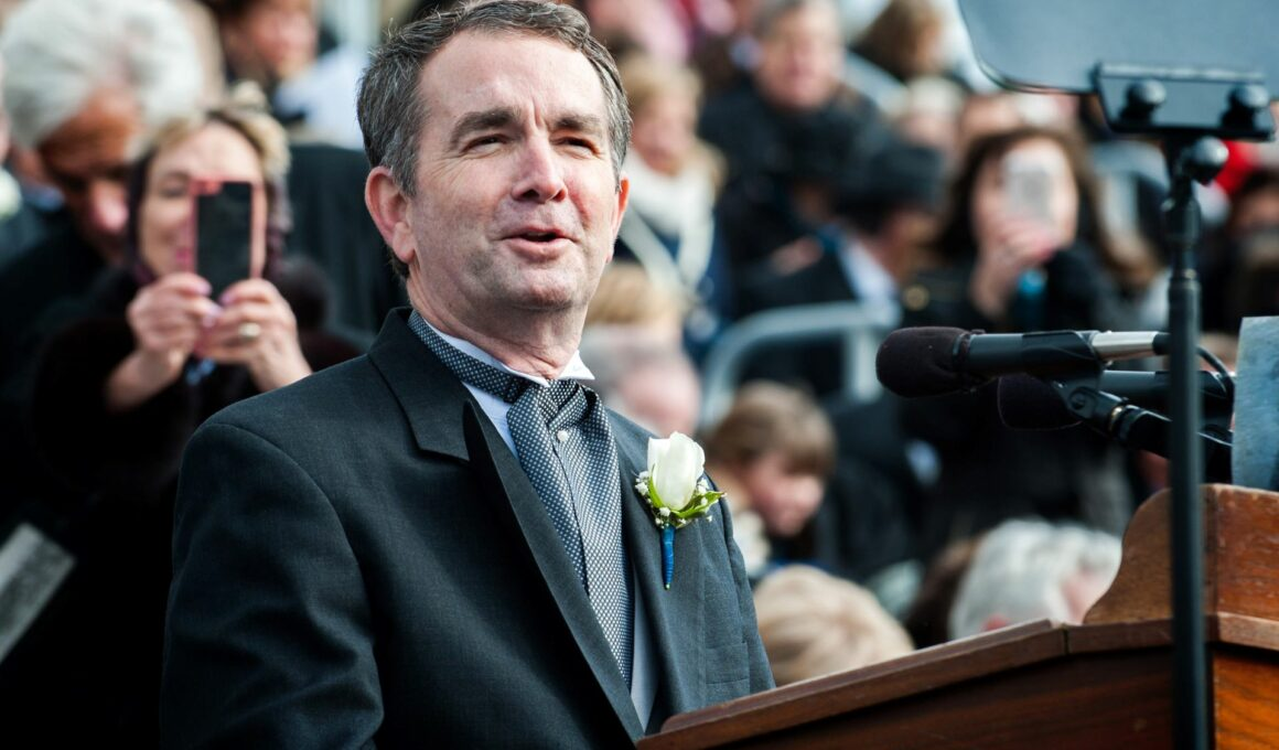 Ralph Northam Speech